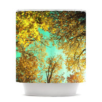 "Sylvia Cook ""Vantage Point"" Shower Curtain"
