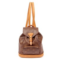 Louis Vuitton Montsouris Pm Backpack 5382 (Authentic Pre-owned)