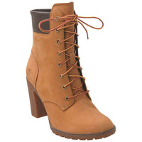 Timberland Earthkeepers Glancy 6-Inch Tan Tan Ankle Boot