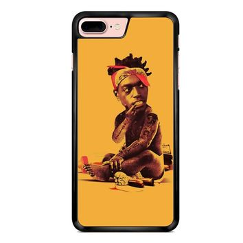 Kodak Black Fancy iPhone 7 Plus Case