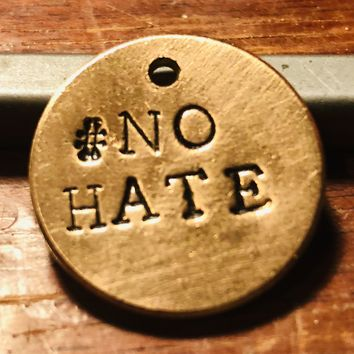 A Teeny Tiny Reminder: #No Hate
