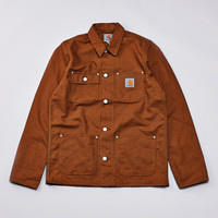 Flatspot - Carhartt Michigan Coat Carhartt Hamilton Brown Rigid