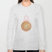 Be Adventurous Long Sleeve T-shirts by Kate
