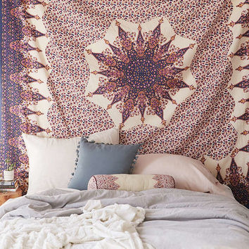 Magical Thinking Vehari Medallion Tapestry | Urban Outfitters