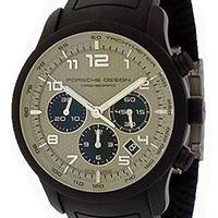 Porsche Design Dashboard Chronograph Automatic Black Titanium Mens Watch Calendar 6612.17.54.1190/3