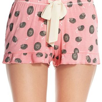 kensie 'Boxer Yours' Print Lounge Shorts | Nordstrom