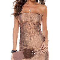 Wood Chipper Costume, Sexy Beaver Costume