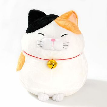 Hige Manjyu Plushies (Big)