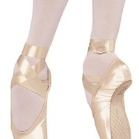 Sonata Pointe Shoe; Bloch