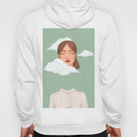 Head in the Clouds Hoody by marylobs