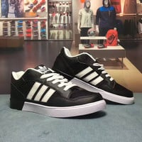 """""""Adidas"""" Fashion Casual Multicolor Breathable Unisex Sneakers Couple Plate Shoes"""