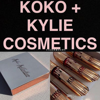Kylie Jenner Lip Kit Lip gloss KOKO Kollection Kylie Cosmetics kollaboration