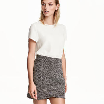 Wrap Skirt - from H&M