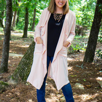 Autumn Blush Jacket - Final Sale