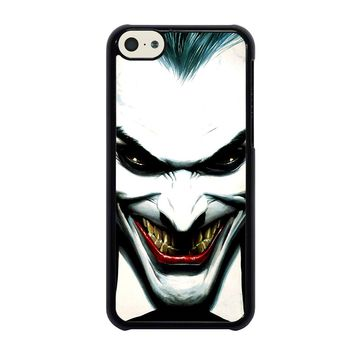 JOKER VILLAIN FACE iPhone 5C Case