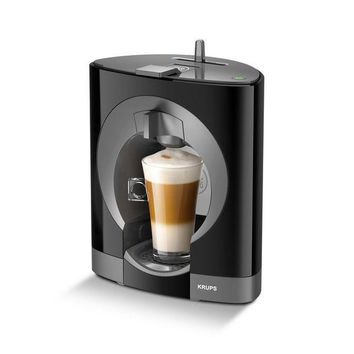 Krups KP1108 Pod coffee machine 0.6L Black coffee maker