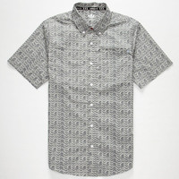 Adidas Gonz Mens Shirt Grey/White  In Sizes