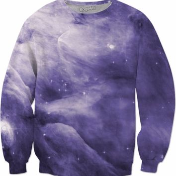 Sippin Purple | Universe Galaxy Nebula Star Space Clothes | Rave & Festival Shirt