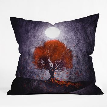 Viviana Gonzalez Beautiful season Throw Pillow
