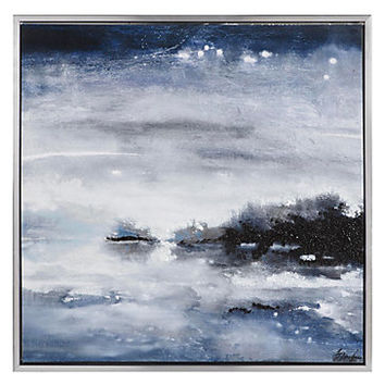 Winter Islands 2 | Framed Art | Art by Type | Art | Z Gallerie