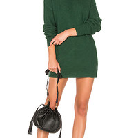 House of Harlow 1960 x REVOLVE Owen Sweater in Forest Green