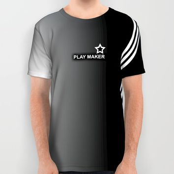 play maker All Over Print Shirt by Robleedesigns