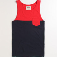 Vans Burke Reinvent Red Tank at PacSun.com