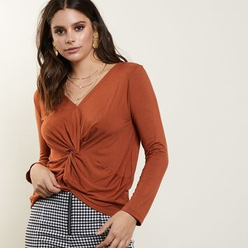 Loves Me Knot Top