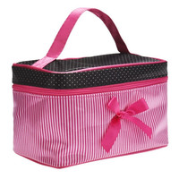 Bowknot Makeup Bag
