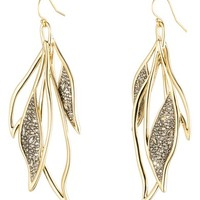 Alexis Bittar Feather Wire Earrings | Nordstrom