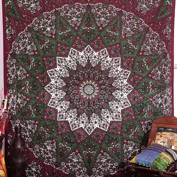 Magical Thinking Wall Bed Beach Floor Bohemian Tapestry