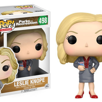 POP! TELEVISION 498: PARKS & RECREATION - LESLIE KNOPE