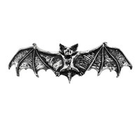 Alchemy Gothic Darkling Bat Hair Slide