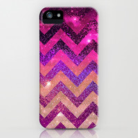 *** GALAXY CHEVROn *** iPhone & iPod Case by Monika Strigel for iPhone 6 + 6 plus +  5 + 4 + 3 + Samsung !