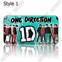 For iphone 5 iphone 4 4s Cover Case Skin ONE DIRECTION