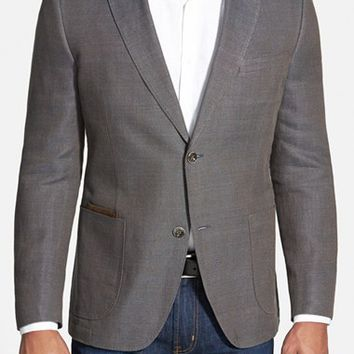 Kroon 'The Edge' Linen Blend Sport Coat,