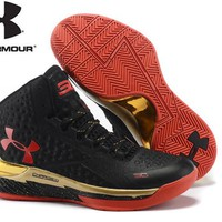 Under Armour Curry V1 Basketball Shoes