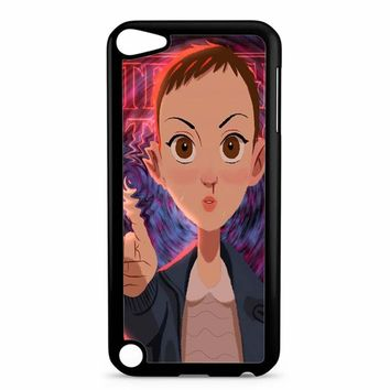 Millie Bobby Brown Stranger Things iPod Touch 5 Case