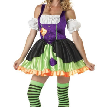 Deluxe Witchful Thinking Costume