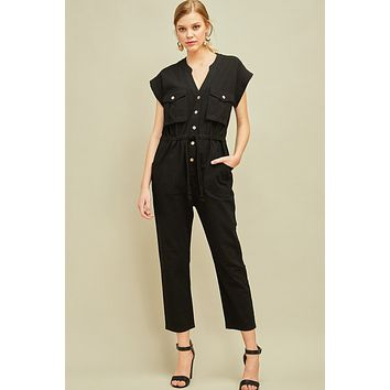 Off The Beaten Path Jumpsuit