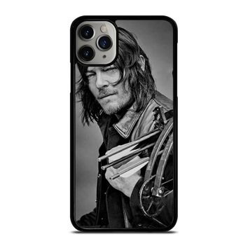 DARYL DIXON WALKING DEAD iPhone Case Cover