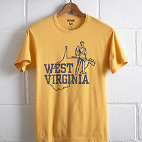 Tailgate West Virginia T-Shirt, Yellow