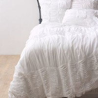 Quilla Duvet by Anthropologie