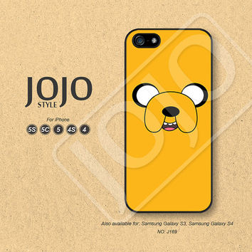 Adventure time iPhone 5 Case iPhone 5c Case iPhone 4 Case iPhone 5s Case iPhone 4s Case Disney Phone Cases Phone Covers - J169