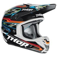 Thor Motocross Verge Boxed Helmet - Dirt Bike Motocross - Motorcycle Superstore
