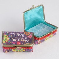 Live  Love  Laugh  &  Be  Happy  Day  Of  The  Week  Pill  Box    From  Natural  Life