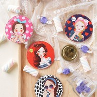 Fascy Tina Tiny Pocket Mirror