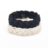 Rope Braided Bracelet