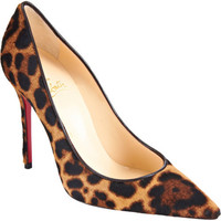 Christian Louboutin Decollete 554 at Barneys New York at Barneys.com