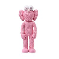 Pink Vinyl BFF Figure Companion by KAWS